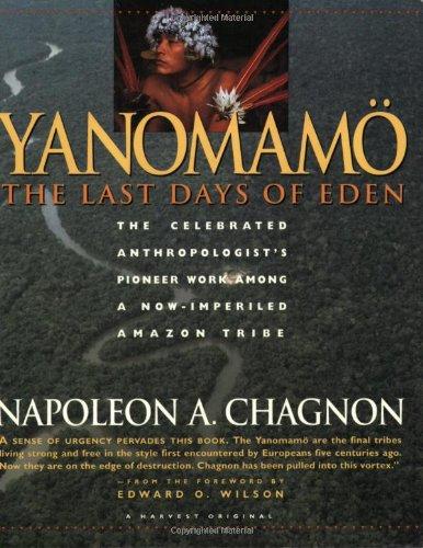 an look at the yanomamo society
