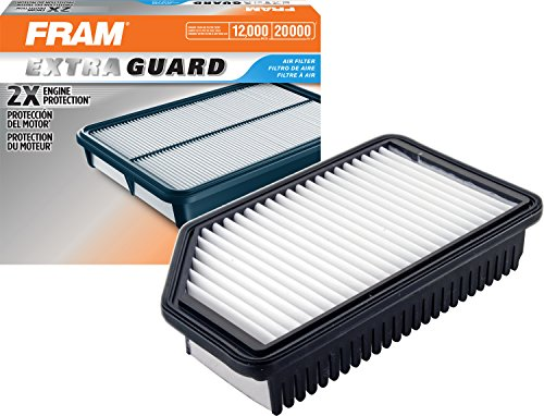 FRAM CA11206 Extra Guard Rigid Air Filter (Best Car Air Filter Review)