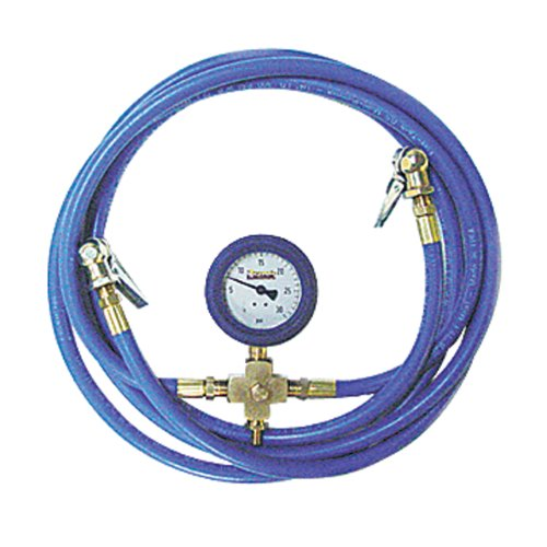 (Percy 01005 0-60 PSI Tire Pressure Equalizer)