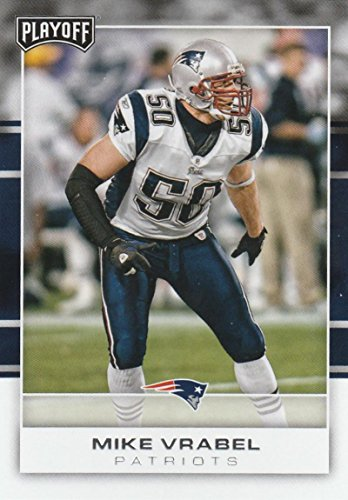 2017 Panini Playoff #151 Mike Vrabel New England Patriots