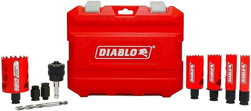 Diablo Bi-Metal Hole Saws