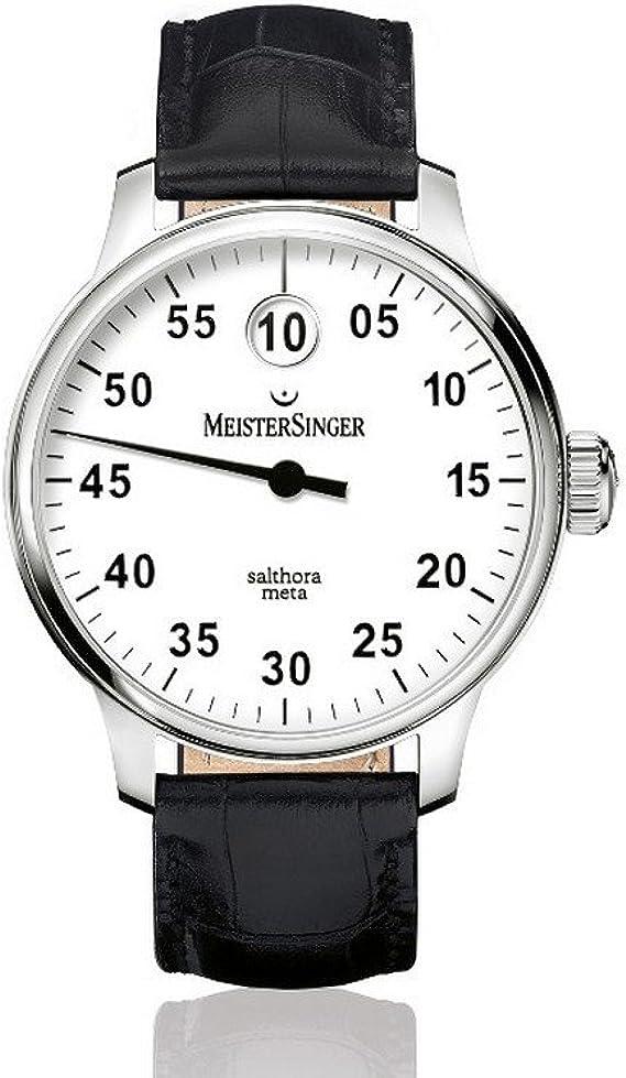 MeisterSinger montre homme automatique Salthora Meta SAM901
