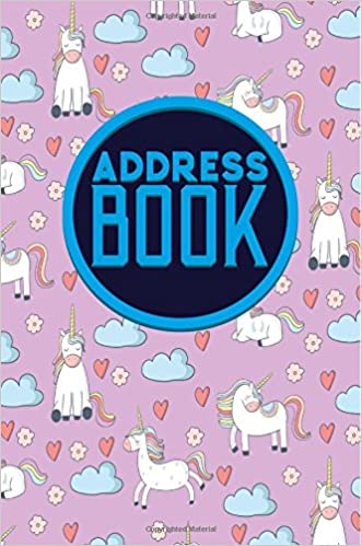 address book address and phone book contacts email address book address book page phone book names and addresses cute unicorns cover volume 73 rogue