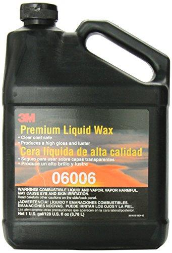 3M Cera Líquida Premium     ml Automotriz