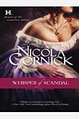 Whisper of Scandal (Scandalous Women of the Ton Book 1) Kindle Edition