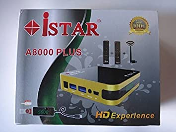 Istar Korea A1600 Plus IPTV Box 6 Months Free Online TV