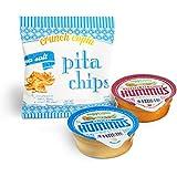 Veggicopia Dip & Chips Hummus and Crunchicopia Pita Chips (24-Pack)