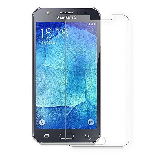 Samsung Galaxy J5 Schutzfolie, CANWN Tempered Glass Displayschutzfolie für Samsung Galaxy J5 Displayschutz Panzerglas Ultra Clear Screen Protector