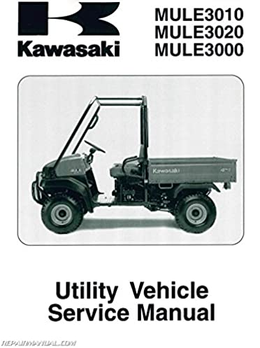 kawasaki mule 3000 parts diagram 8 dhp zionsnowboards de \u202299924 1262 08 2001 2008 kawasaki kaf620 mule 3000 3010 3020 service rh amazon com kawasaki mule 3000 parts manual kawasaki mule 3000 parts manual