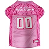 Pets First NFL PINK PET APPAREL. JERSEYS & T-SHIRTS for DOGS & CATS available in 32 NFL TEAMS & 4 sizes. Licensed, TOP QUALITY & Cute pet clothing for all NFL Fans