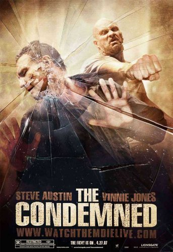 The Condemned Bill Movie (27 x 40 Inches - 69cm x 102cm) (2007) (Style B)