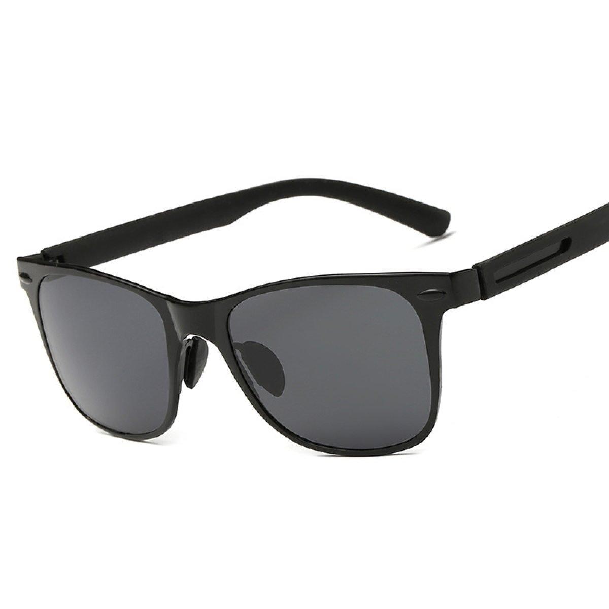 LQABW Männer Und Frauen Polarisierte Sonnenbrille UVSchutz Glareless ...