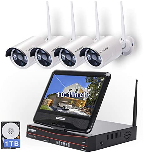 Monitor Wireless Security Business Surveillance product image