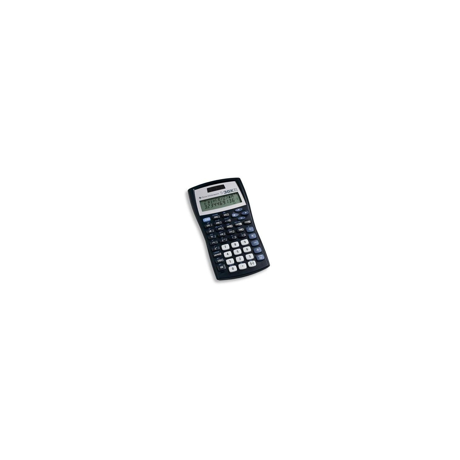 Texas Instruments Ti-30x IIS 2-line Scientific Calculator - Light Blue