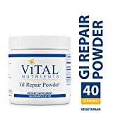 Vital Nutrients – GI Repair Powder – Promotes Healthy Intestinal Function and a Healthy Gastrointestinal Lining – Vegetarian – 168 Grams For Sale