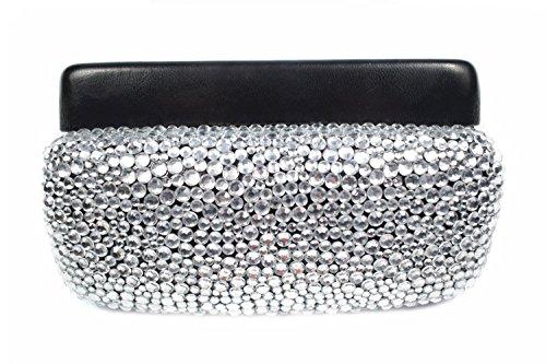 - Purely Handmade Multi-Size Bling Crystal Travel Reading Glasses Case Cute Rhinestone Gift Eyeglasses Case