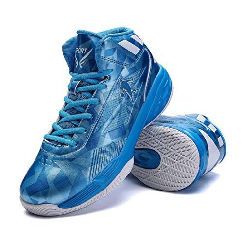 Chaussures Hommes Sport Blue Marche Respirant Anti De dérapage Outdoor Baskets Dandanjie Basket wpT4wS