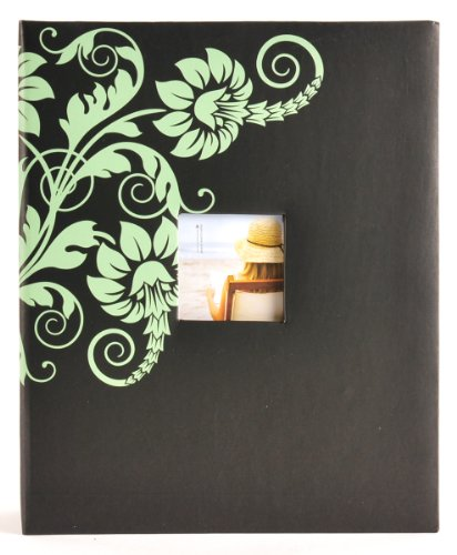 2UP 400 PKT Floral Accents and Framed Front Photo ()