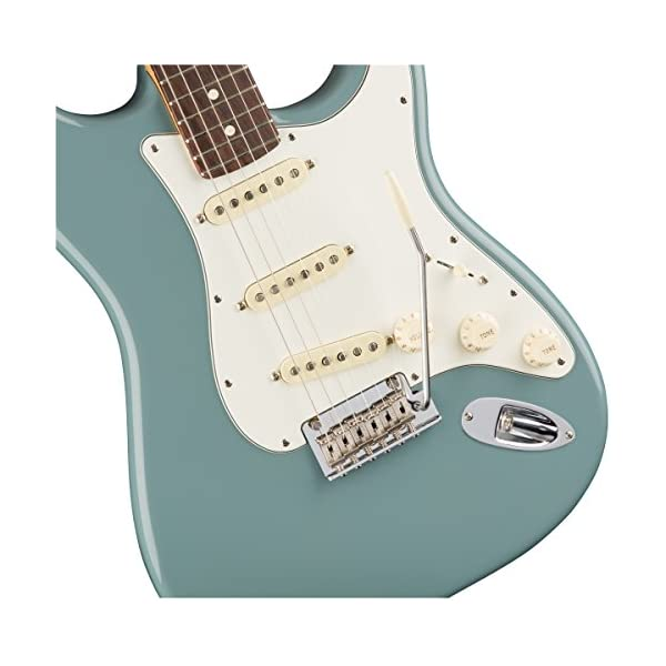 American Professional Stratocaster RW Sonic Gray