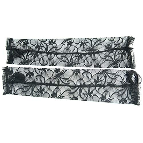Healifty Elbow Hollow Lace...