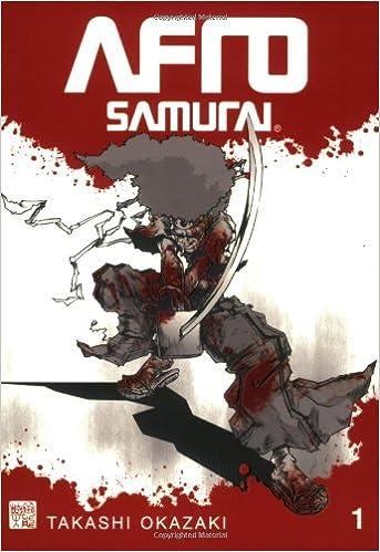 Afro Samurai Vol 1 (v. 1): Takashi Okazaki: 9780765321237 ...