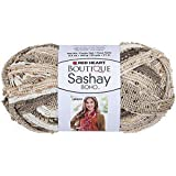 Coats Yarn Red Heart Boutique Sashay Boho Yarn, Tambourine