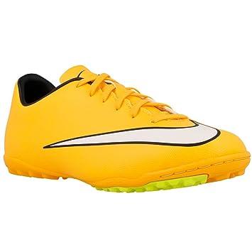 2caa9f5a58 Chuteira Infantil Society Nike Mercurial Victory Jr V TF  Amazon.com ...