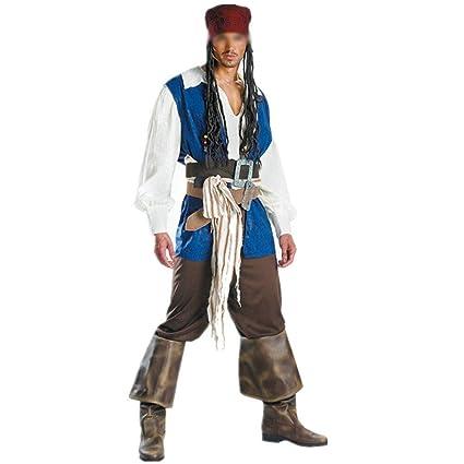 HUIMEIS Los nuevos Piratas del Uniforme de Gala de rol ...