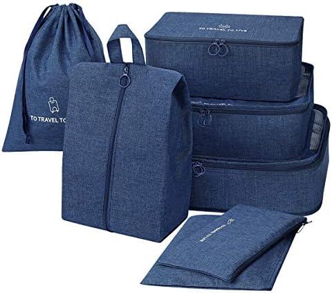 Packing Cubes Luggage Organizer Laundry product image