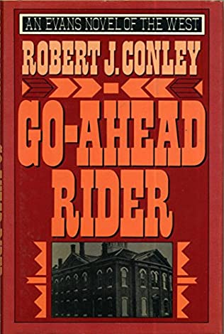 book cover of Go-ahead Rider