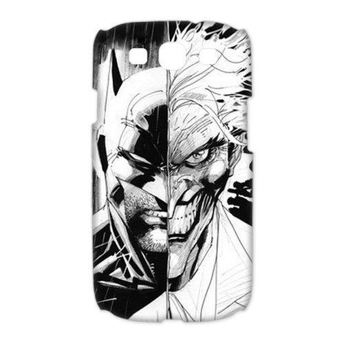 (Treasure Design Marvel Comics Batman Joker Collection Samsung Galaxy S3 I9300 3D Best Durable Case)