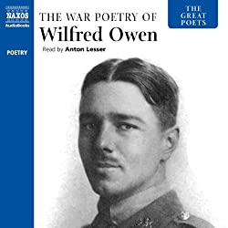 The Great Poets: The War Poetry of Wilfred Owen