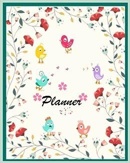 Amazon.com: Planner (For Agenda , Organizer Day, Week ...