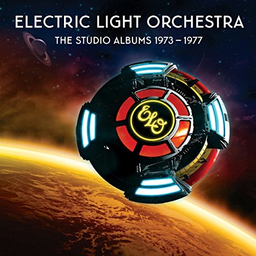 Electric Light Orchestra - Studio Albums 1973-1977 [5CD Box Set] (2017) [CD FLAC] Download