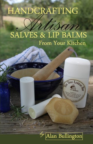Making Lip Balm - 6