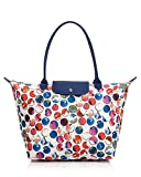 Longchamp Le Pliage Neo Fantaisie Large Shoulder Tote in Multi