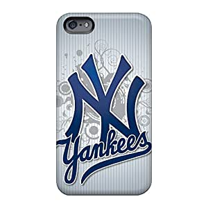 Shock Absorption Hard Cell-phone Cases For Apple Iphone 6 (ruc7479WquN) Provide Private Custom Nice Ny Yankees Pictures