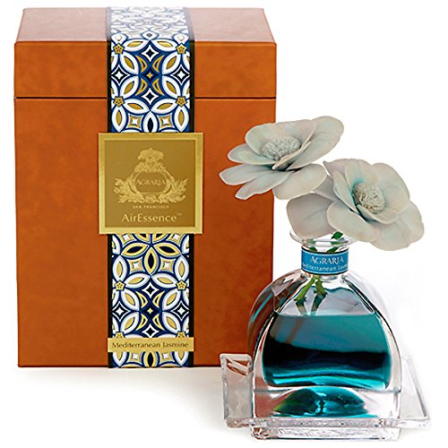 Mediterranean Jasmine AirEssence Diffuser by Agraria San Francisco