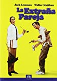 La Extra??a Pareja (Import Movie) (European Format - Zone 2) (2002) Jack Lemmon; Iris Adrian; Carole Shelley