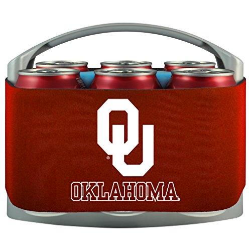 Tailgate Oklahoma Cooler (NCAA Oklahoma Sooners Cool Six Cooler)