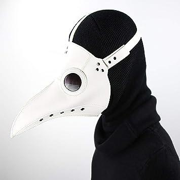 Máscara de Doctor Plaga Steampunk QYSZYG