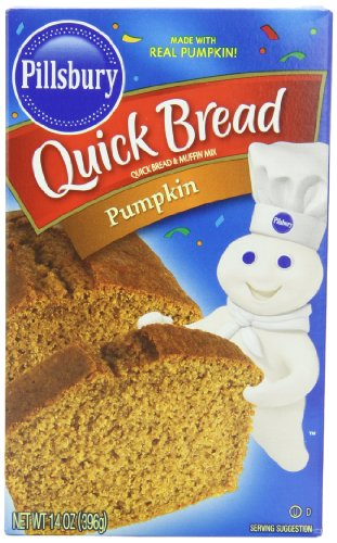 Pillsbury Pumpkin Quick Bread, 14 Ounce