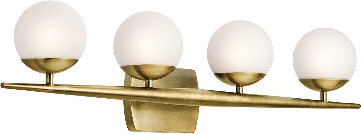 Kichler 45583NBR Four Light Bath