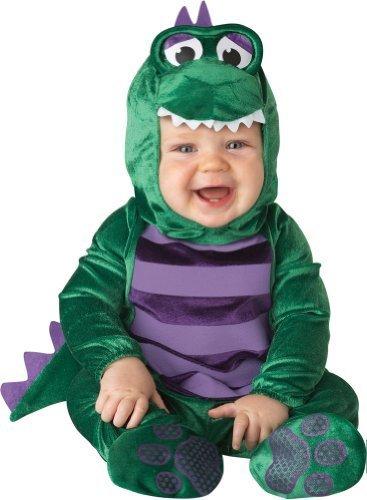 Dinky Dino Costume - Infant Medium