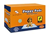 Best Pet Supplies - Premium Puppy Training Pad - 100 Pcs, Blue