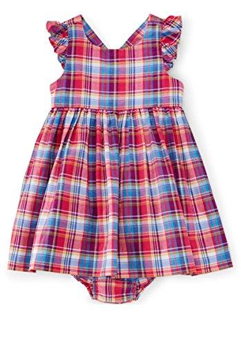 madras dress - 2