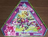 W.I.T.C.H. 2D Triangle Jigsaw 210 Pieces Puzzle Witch Clementoni