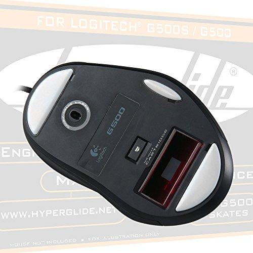 SHOPUS | Hyperglide Mouse Skates for Logitech G500S and G500 (G500)