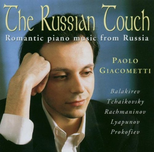 - Russian Touch & Romantic Piano Music From Russia by Russian Touch (2006-06-06)