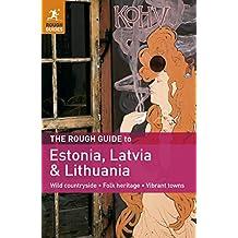 The Rough Guide to Estonia, Latvia & Lithuania
